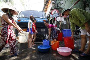bán nước sinh hoạt