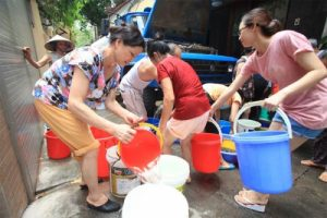 Bán nước sạch tại quận Thanh Xuân